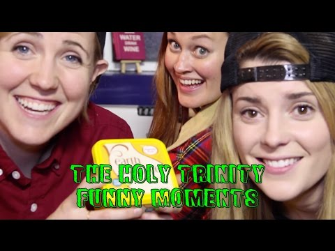 The Holy Trinity // Best & Funny Moments