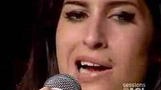 Amy Winehouse - No Greater Love (Live)