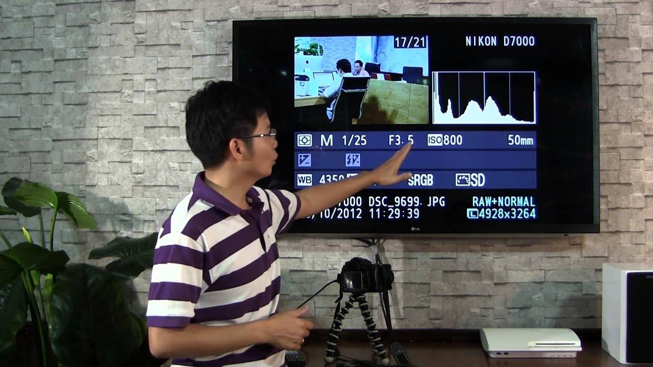 Camera Tinhte - Tìm hiểu Camera Histogram (Quang đồ máy ảnh)