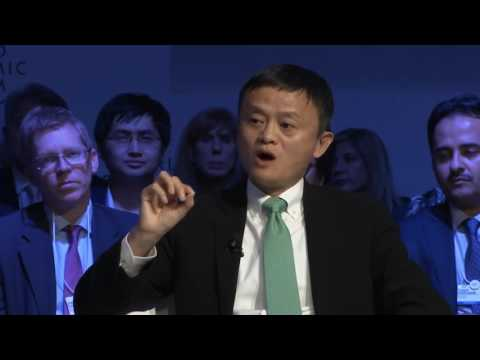 What does Jack Ma think about Donald Trump?