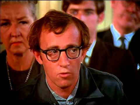 Take the Money and Run (Woody Allen, 1969) - Bank Robbery [sub. español]