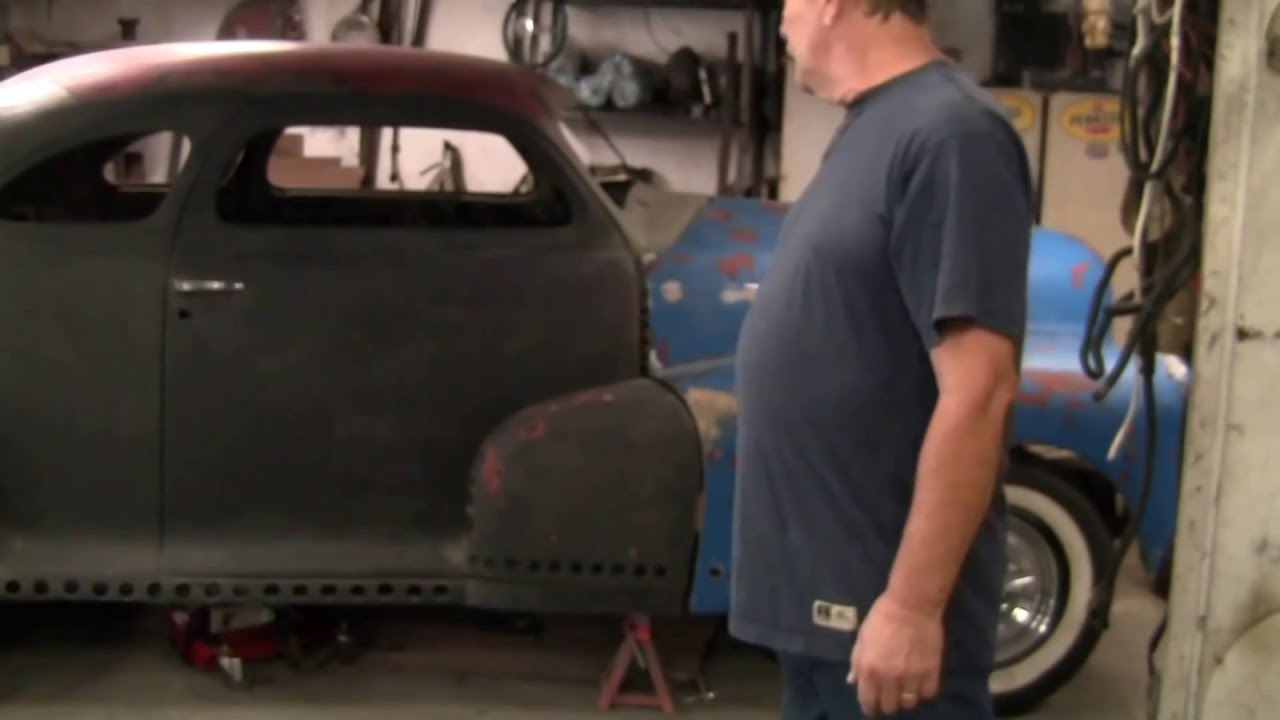 6 Door Truck >> 48 Chevy coupe hot rod project car chopped and channeled ...