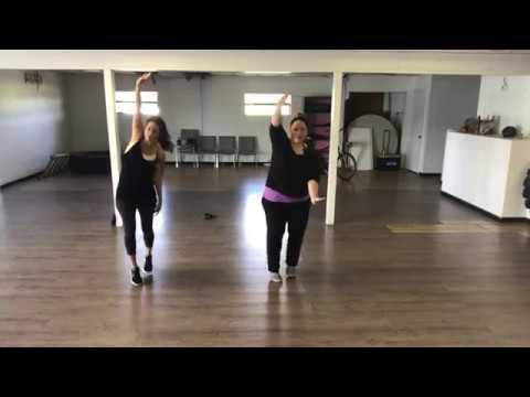 Bad Love By Sean Paul Ft. Ellie Goulding (Dance Fitness)