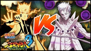 [PC] NARUTO SHIPPUDEN: Ultimate Ninja STORM 3 FULL BURST | KCM Naruto VS Obito