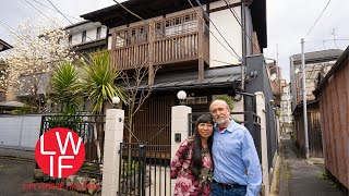 Living in Traditional Japanese Townhouses: Kyo-machiya