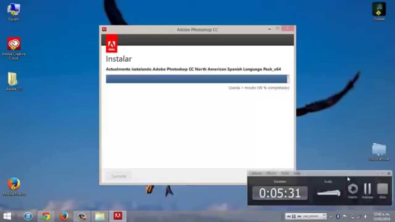 Aplicaciones de Adobe: ayuda de descarga e instalación