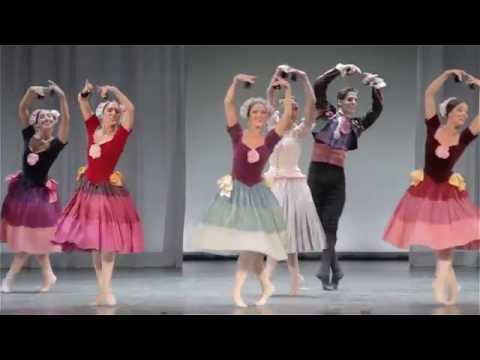 ERITAÑA. Homenaje a Antonio Ruiz Soler. Ballet Nacional de España