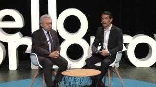 Interview with Fatih Birol, Executive Director at IEA - Hello Tomorrow Global Summit 2016