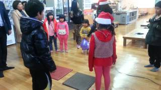 Christmas party kids games