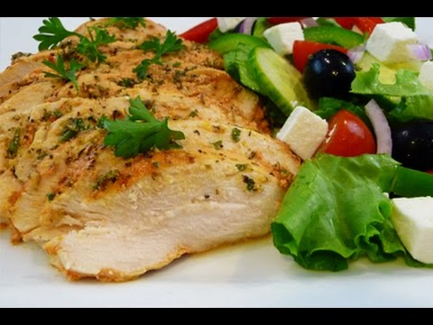 Lebanese Style Chicken Easy Recipe How To Cook Youtube