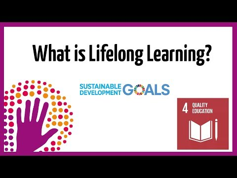 What is lifelong learning?