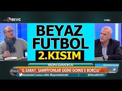 (..) Beyaz Futbol 18 Kasım 2018 Kısım 2/4 - Beyaz TV