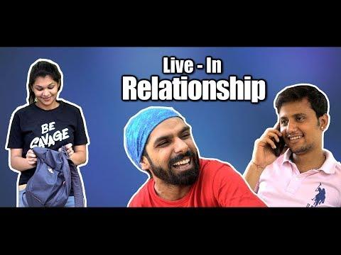 Live-In Relationship Feat. Rajesh Yadav | Sadak Chhap