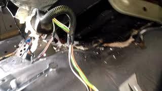 NIVA CHEVROLET с кондиц-ом быстрая замена радиатора печки,без снятия панели приборов и кондиционера!
