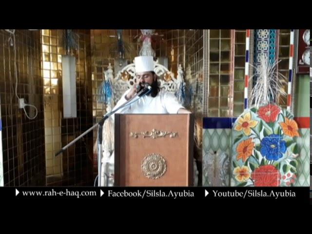 Mehfil ziker 2019 new Bayan Mubarak