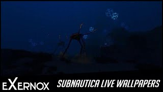 Sea Treaders | Subnautica Live Wallpaper Hd