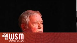 Tom T Hall Part 3 | Intimate Evening | WSM Radio