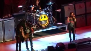 Paradise City Slash & Myles Kennedy Prudential Center 09-03-14