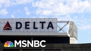 Georgia Republican Governor Casey Cagle Threatens Delta Over NRA Split | Morning Joe | MSNBC