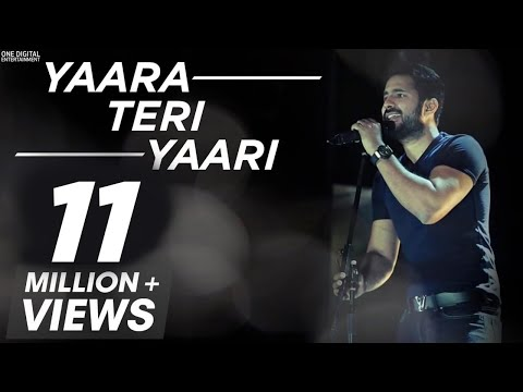 Yaara Teri Yaari | Cover Song | Suryaveer with...