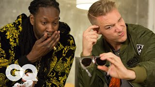 Diplo & 2 Chainz Try On $48K Sunglasses | Most Expensivest Shit