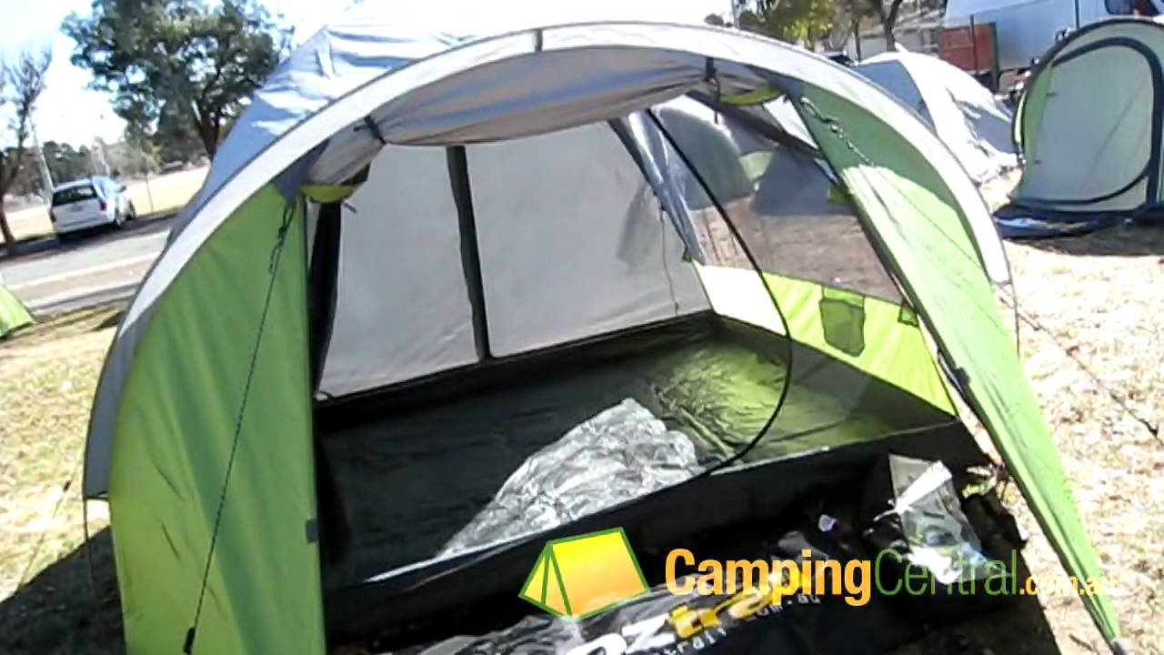 Behind the Scenes - OZtrail Crossbreeze 4V Dome Tent & Behind the Scenes - OZtrail Crossbreeze 4V Dome Tent - YouTube