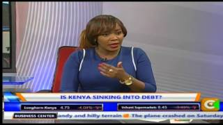 Business Center:  Is Kenya sinking into debt?