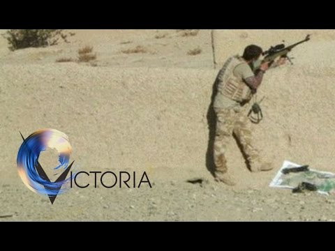 World's 'most accurate' sniper: 'I see those I killed in flashbacks' Victoria Derbyshire