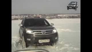 4x4 Great Wall Hover snow