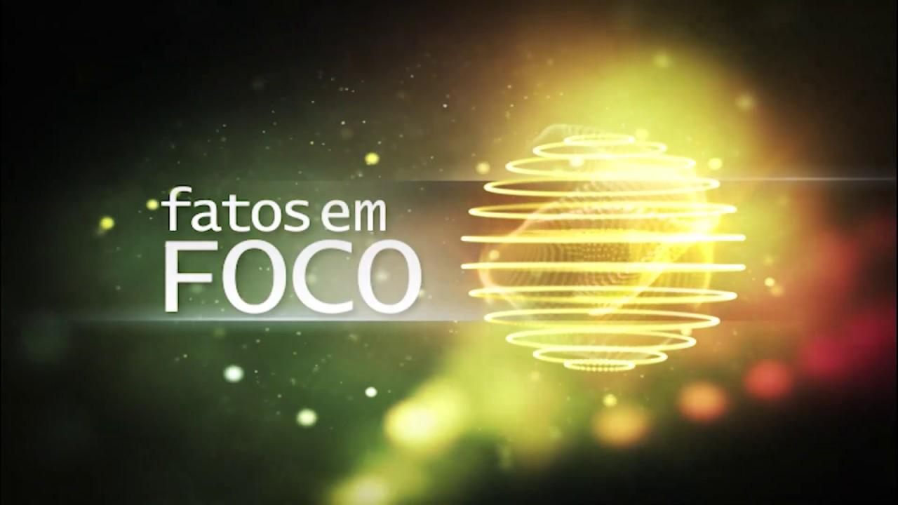 CHAMADA FATOS EM FOCO INSTITUCIONAL