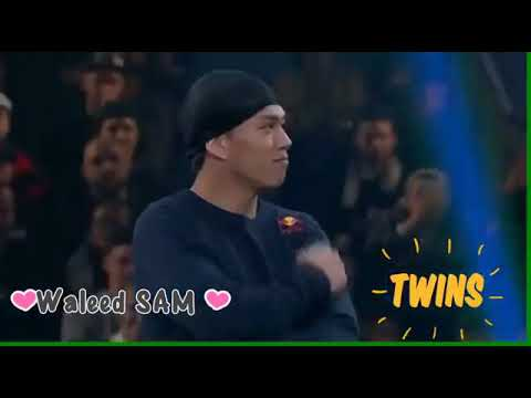 les twins juste debout semi final japan 2019