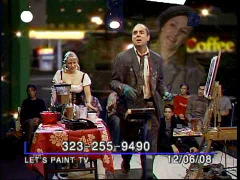 Let's Paint TV's last cable access show!