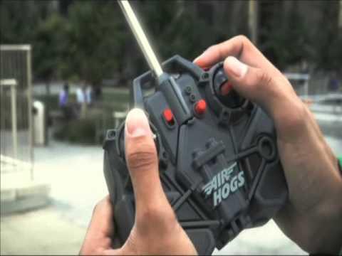 Air Hogs Radio Control Sky Stunt At Toys