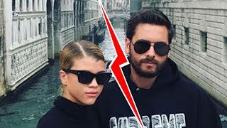 Sofia Richie BREAKS UP with Scott Disick Amid CHEATING Scandal