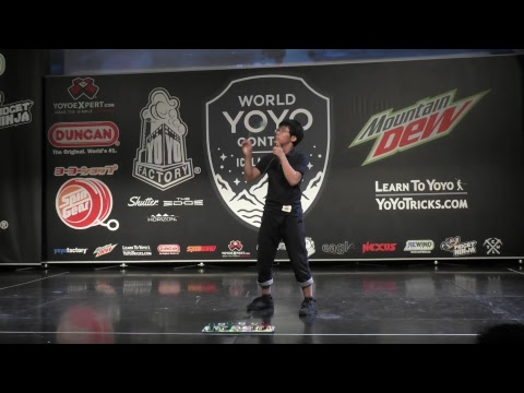 World YoYo Contest 2017 1A - Finals