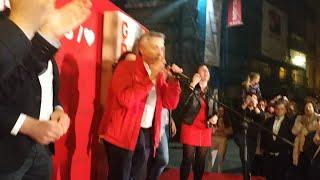 El PSOE de La Rioja celebra sus buenos resultados electorales
