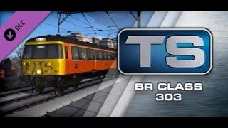 Train Simulator 2015 - Class 303 (WCML North: Glasgow - Motherwell)