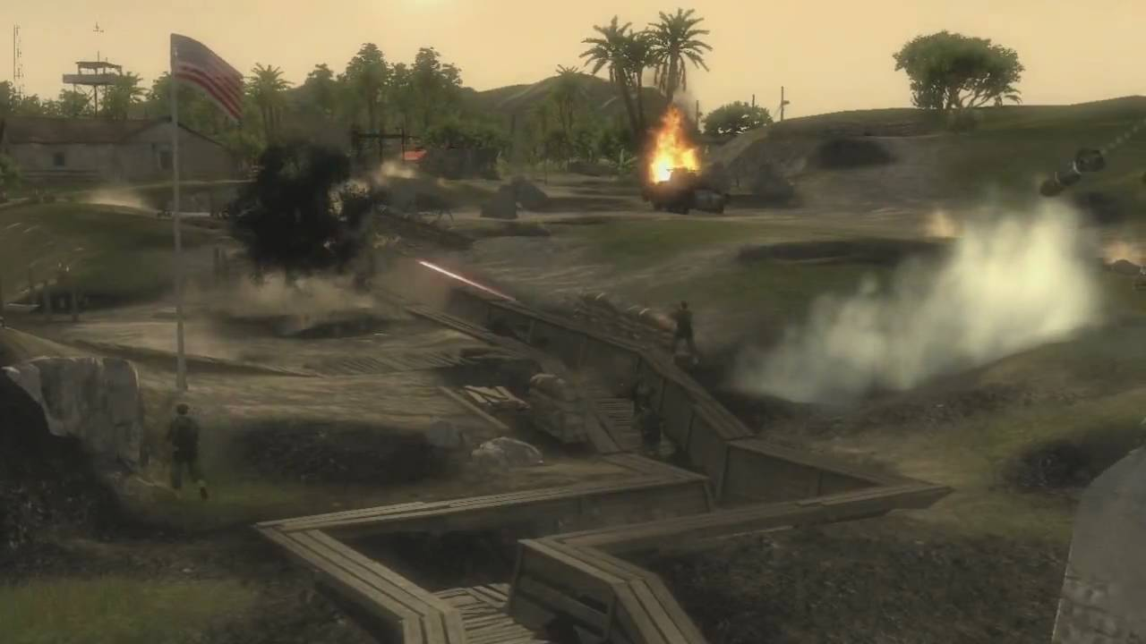 Battlefield 1943 hits Xbox backward compatibility and EA