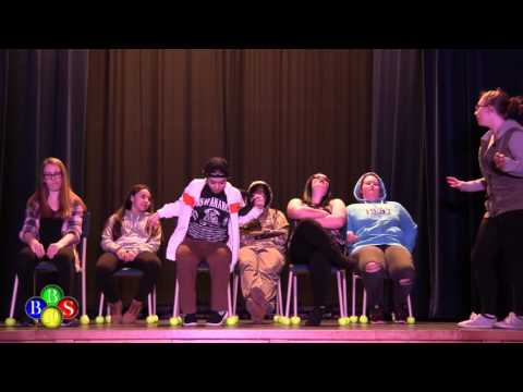 Burgeo Academy Drama Club Play A Rare Condition Apr 06, 2017