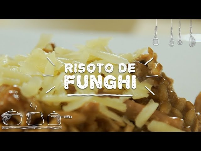 Risoto de Funghi - Sabor com Carinho (Tijuca Alimentos)