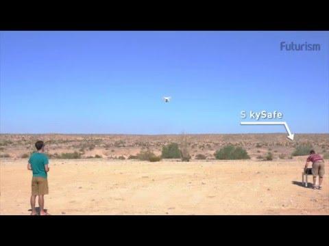 SkySafe Drone Hacker