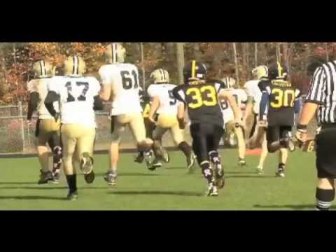 2011 MWV Mountaineers Football Highlight Reel (royalty free music version)