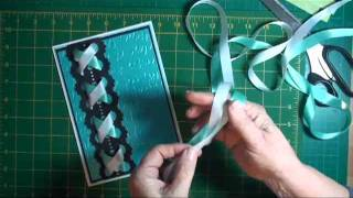 Plaited Ribbon Card Tutorial (card-making-magic.com)