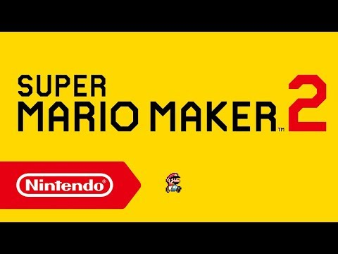 Super Mario Maker 2 - Trailer de revelação (Nintendo Switch)