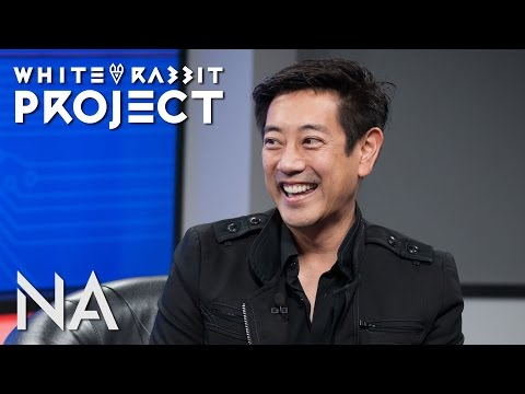 Grant Imahara & His New Netflix Show - White Rabbit Project!