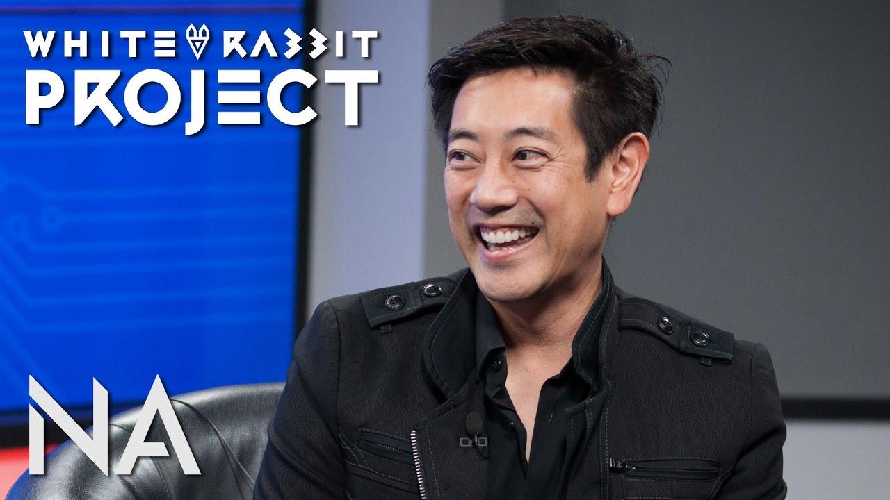 Grant Imahara His New Netflix Show White Rabbit