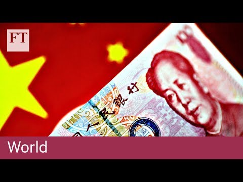 China relaxes curbs on foreign financial stakes