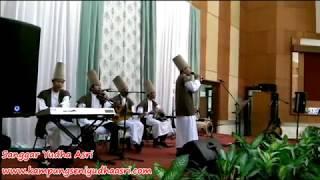 Musik Gambus-Sanggar Yudha Asri@Gedung PTIK, Kebayoran Baru,  Jakarta