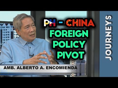 PH - China Foreign Policy Pivot: Past & Prospects - with Alberto Encomienda