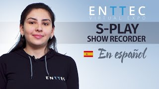 Spanish Virtual Expo: show recorder